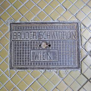 Fundort: Braunhirschengasse 24, 1150 Wien Scout: Iris Meder