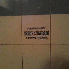 Fundort: Neubaugasse 25, 1070 Wien Scout: Ulrich Heiß