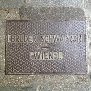 Fundort: Prinz-Eugen-Strasse 7–11a, 1040 Wien Scout: Lothar Bodingbauer